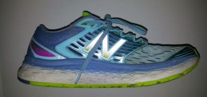 color running shoe